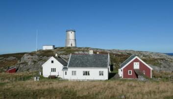 Anlegget på Kvitholmen, med steintårnet og fyrvokterboligene er i dag fredet.