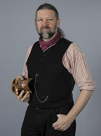 Petter Bøckman ved Naturhistorisk museum forteller at det fantes veldig store flyveøgler i dinosaurtiden.