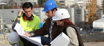 Polish construction workers abroad use second languages as a tool