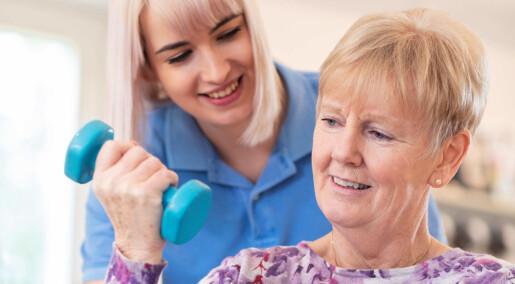 Med bedre behandling vil flere kunne overleve hjerneblødning