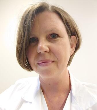 Maria Carlsson har sett på hvor lenge pasienter lever hvis de overlever den første kritiske måneden etter en hjerneblødning.