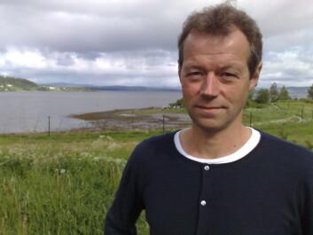 Idar Lyngstad, høgskolelektor ved Høgskolen i Nord-Trøndelag, avdeling for lærerutdanning. (Foto: Bjørnar Leknes)