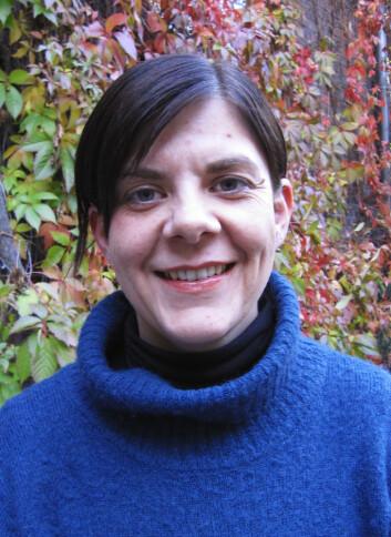 Cecilie Øien. (Foto: Kristin Engh Førde)