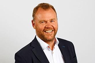 Produksjonsdirektør Johnny Stuen i Renovasjon- og gjenvinningsetaten i Oslo kommune er opptatt av at alt avfall i kommunen skal utnyttes mest mulig effektivt.