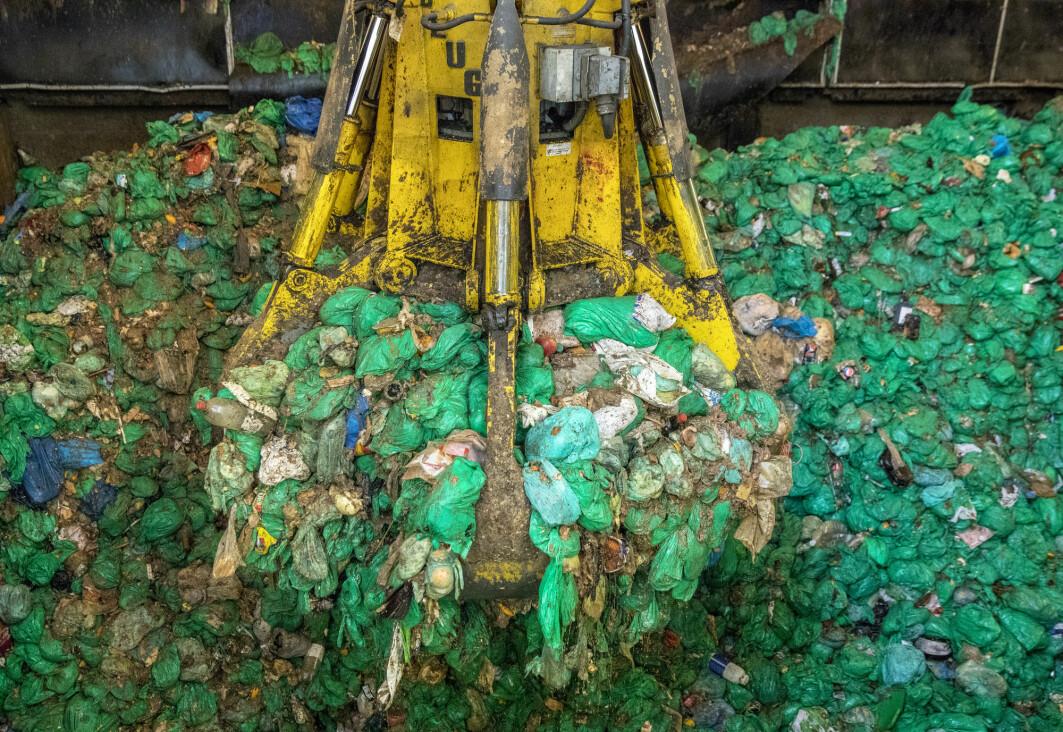 Matavfall blir til biogass, og forskere både med og uten tilknytning til den nye studien sier tydelig fra om at biogassproduksjonen må fortsette til tross for utslippsfunnene.