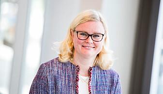Biogass-sjef Pia Farstad von Hall er glad for kunnskap som kan gjøre biogassproduksjonen bedre.