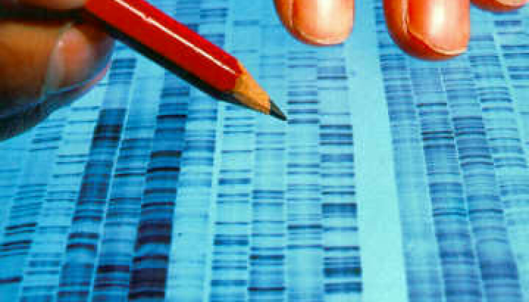 GMO-gener på vidvanke