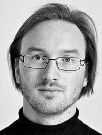 Alexander Refsum Jensenius gir ut boka Musikk og bevegelse på Unipub forlag.