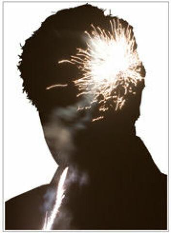 ADHD er ingen sykdom som alle andre, mener Jon A. Lindstrøm. (Illustrasjon: Annica Thomsson)