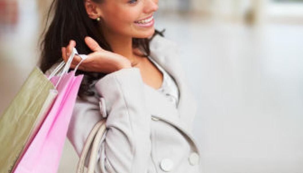 En shoppers følelser