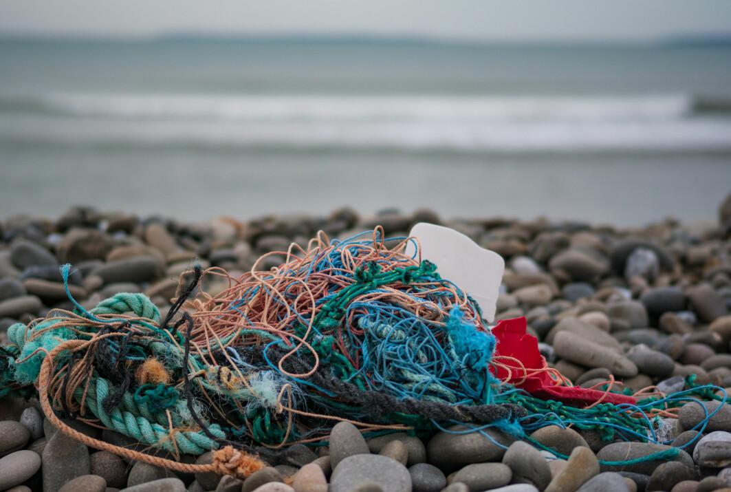 Havet er et hjem for plast på avveie, og Norge har en jobb å gjøre når det kommer til å rydde kysten vår for gammel plast.