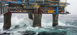 Measuring the impact of extreme waves on offshore structures