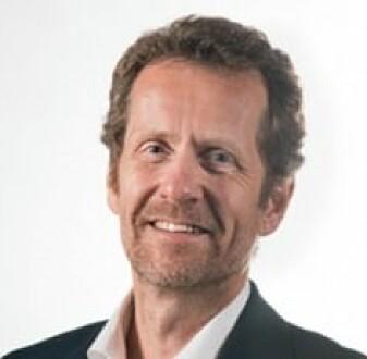 Vice director Øyvind Hellan.