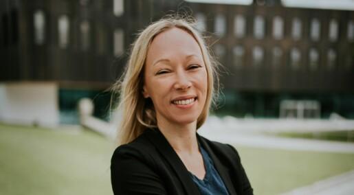 Forskerliv: Professor Helle Sjøvaag deler sine publiseringstips