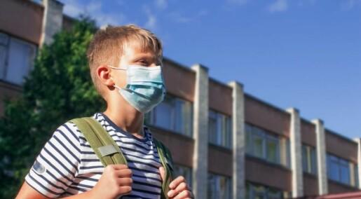 Covid-19 kan utvikle seg til en barnesykdom