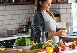 Gravide som spiste mager fisk, hadde lavere risiko for å få diabetes senere i livet