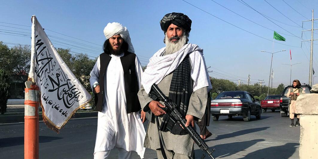 Hastigheten da Taliban tok over makten kom som et gedigent sjokk på alle, inkludert Taliban selv.