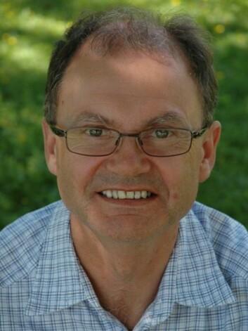 John Morken. (Foto: Elin Judit Straumsvåg)