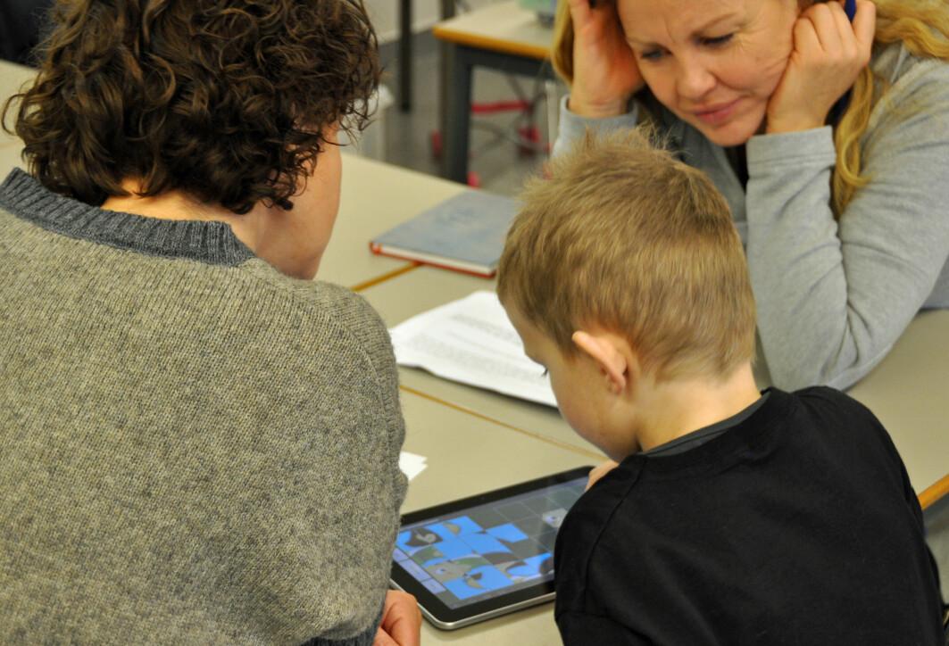 Flere tusen barn har tatt testen på nettbrett. Nå får flere forskere anledning til å benytte testen til videre undersøkelse av barns forståelse av matematikk.