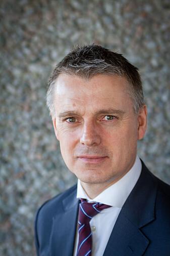 Vassdrags- og energidirektør Kjetil Lund