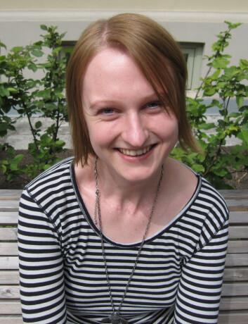 Isabell Johansen. (Foto: Kristin Engh Førde)