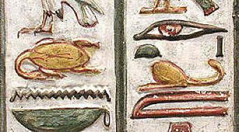 Egypterne kan lære oss om kropp og sjel