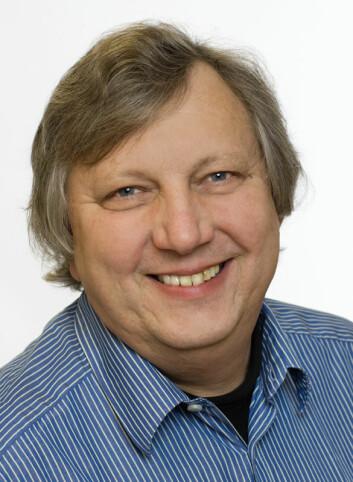 Matthias Kaiser (Foto: Trond Isaksen, Forskningsetiske komiteer)