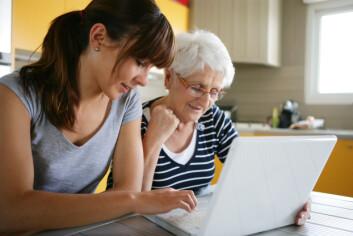 Én av ti kommuner tilbyr avanserte kommunikasjonstjenester slik som chat eller andre direktemeldingstjenester.