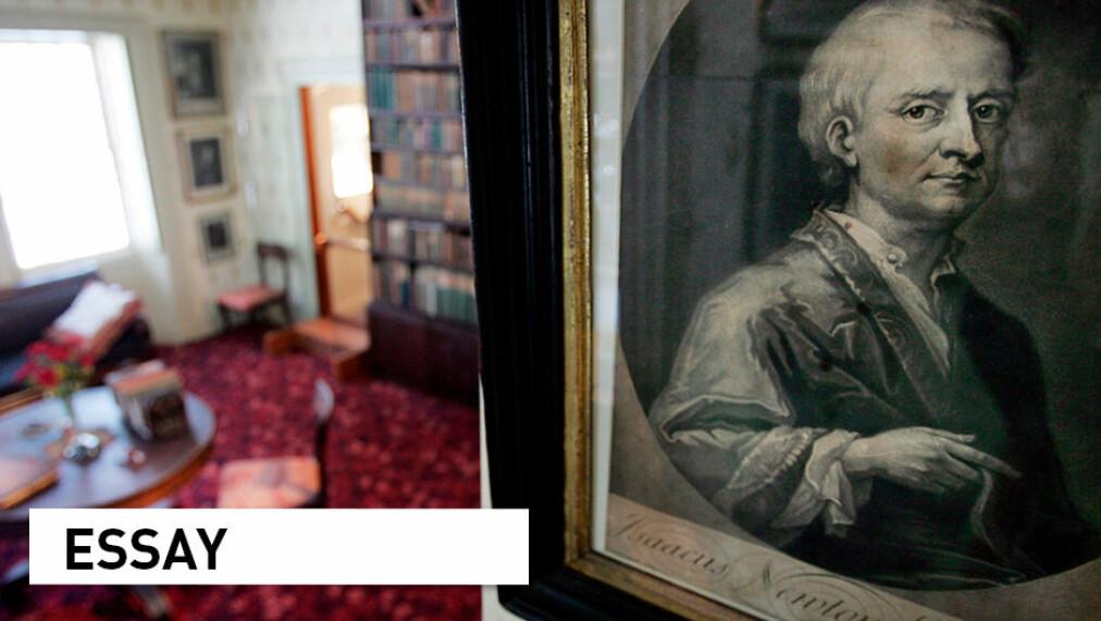 Kan Isaac Newton vise vei inn i det grønne skiftet?