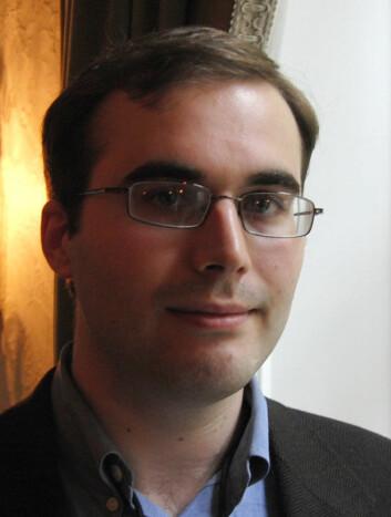 Michael Correll (Foto: Arnfinn Christensen)