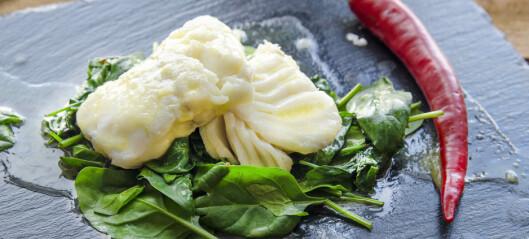 Du har mindre risiko for diabetes type 2 hvis du spiser mager fisk