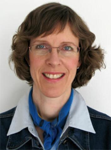 Seniorforsker Kristin S. Fuglerud ved Norsk Regnesentral.