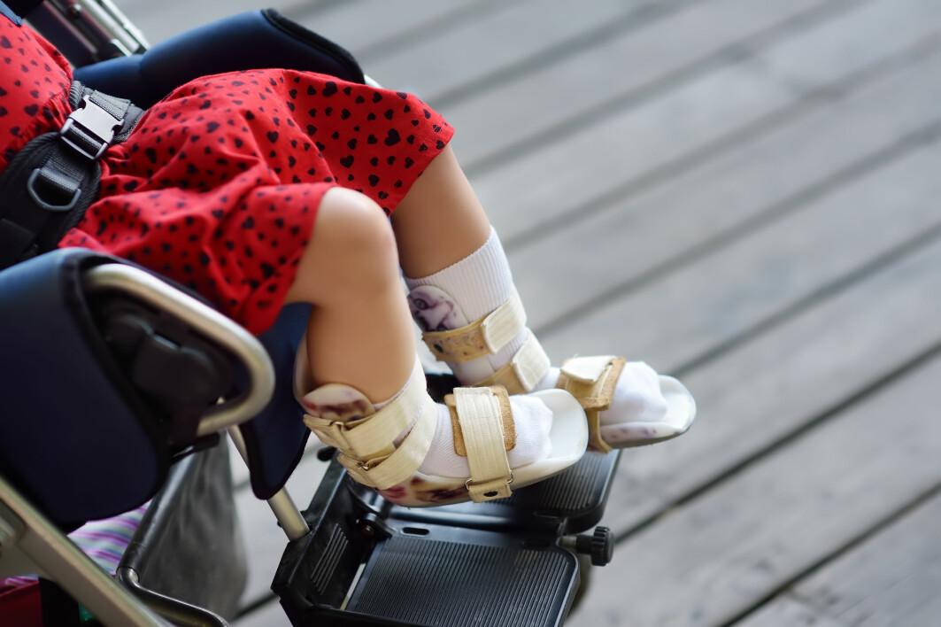 – Manglende kompetanse om lovverket kan i verste fall føre til at barn med funksjonsnedsettelse ikke får de rettighetene de har krav på, sier forsker Dagmara Bossy.