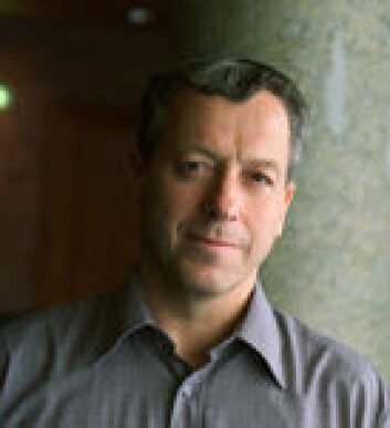 Professor Lars Mathiesen (Foto: Sigrid Folkestad)