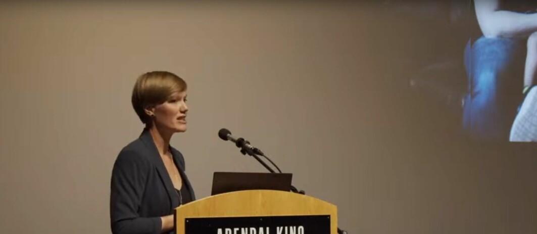 – Vurderingen av hvilke genterapier som det offentlige skal dekke, bør endres, sa Sigrid Bratlie i Kreftforeningen på et møte i Arendal forrige uke.