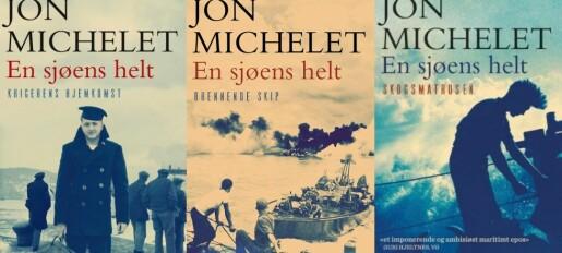 Forsker ut mot sexisme i Jon Michelets krigsseilerserie