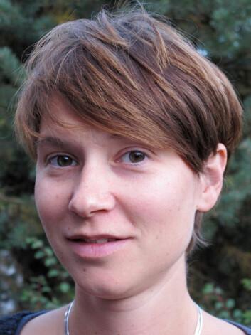 Kamilla Kjølberg (Foto: Helge Kjølberg)