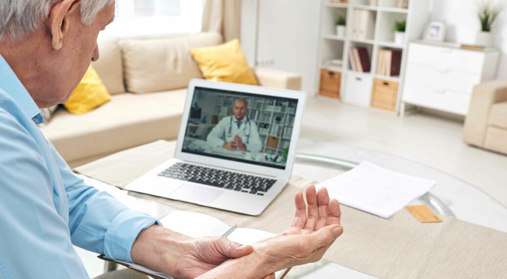 Pasienter som fikk sykmeldingen over e-konsultasjon med legen var i hovedsak tilfreds med tjenesten.