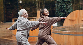 50-åringar har same forbrenninga som 20-åringar