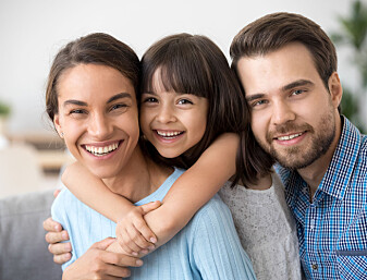 Hva bestemmer om vi ligner mest på mamma eller pappa?