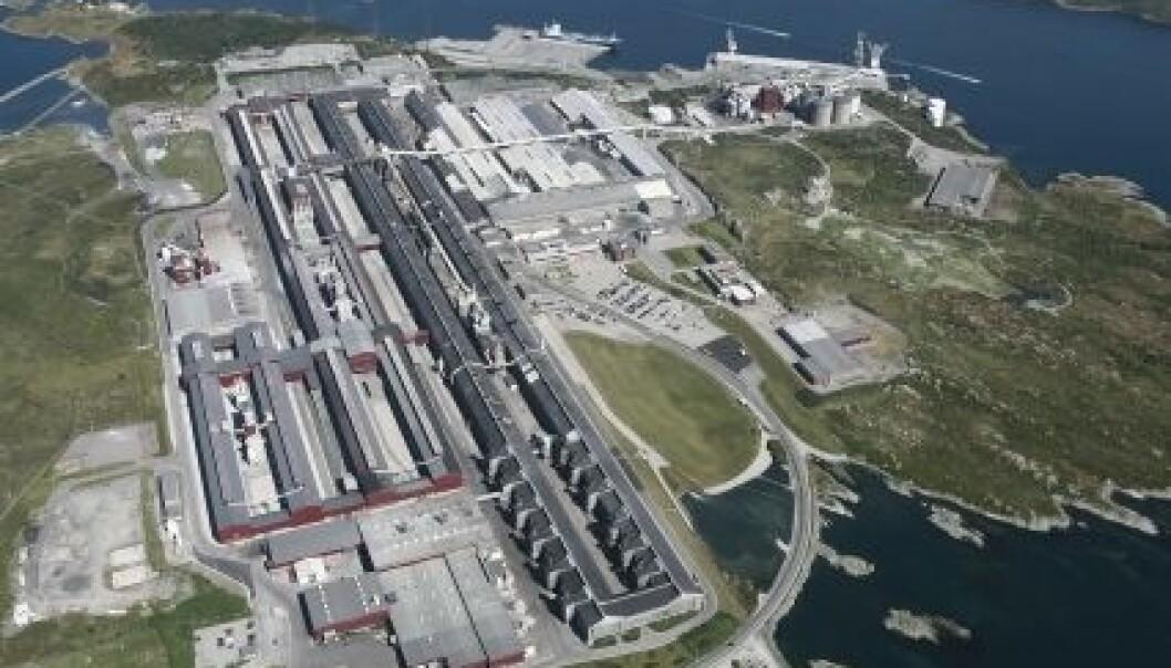 – Greit å bli kvitt aluminiums-industrien