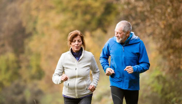 Det er ikke for sent for hjertepasienter å begynne med trening