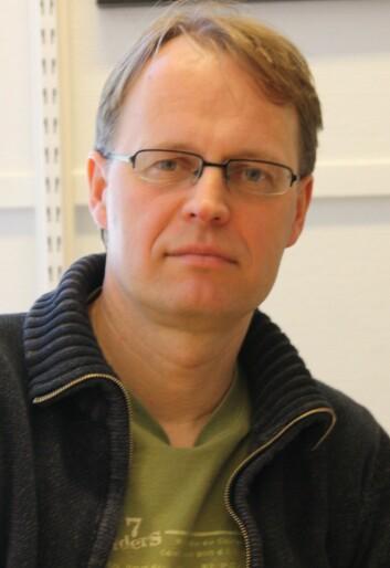 Esben Leifsen. (Foto: Anita Haslie)