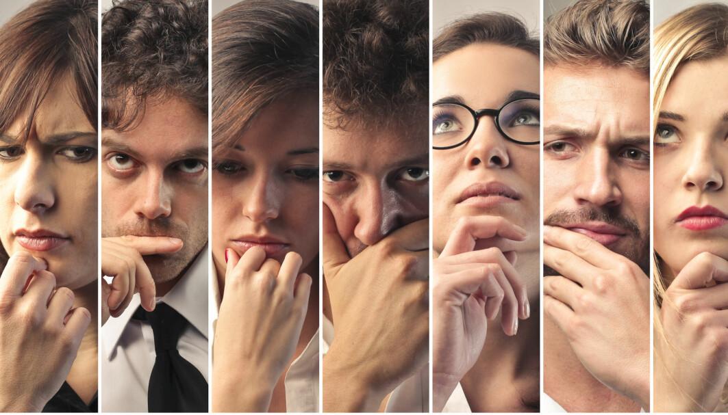 Da forskere kartla hvor ofte noen satt med følelsen av å ha svaret på tunga, så de at følelsen oftere oppstod da deltakerne satt sammen i grupper.