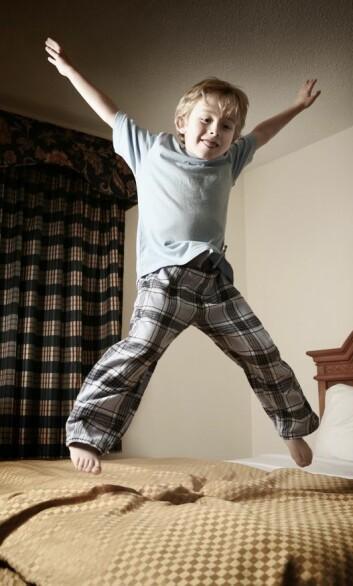 Forskere har for første gang vist at gener kan ha en indirekte effekt på ADHD.