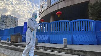 Kinesiske ledere visste trolig ikke om viruset før pandemien startet