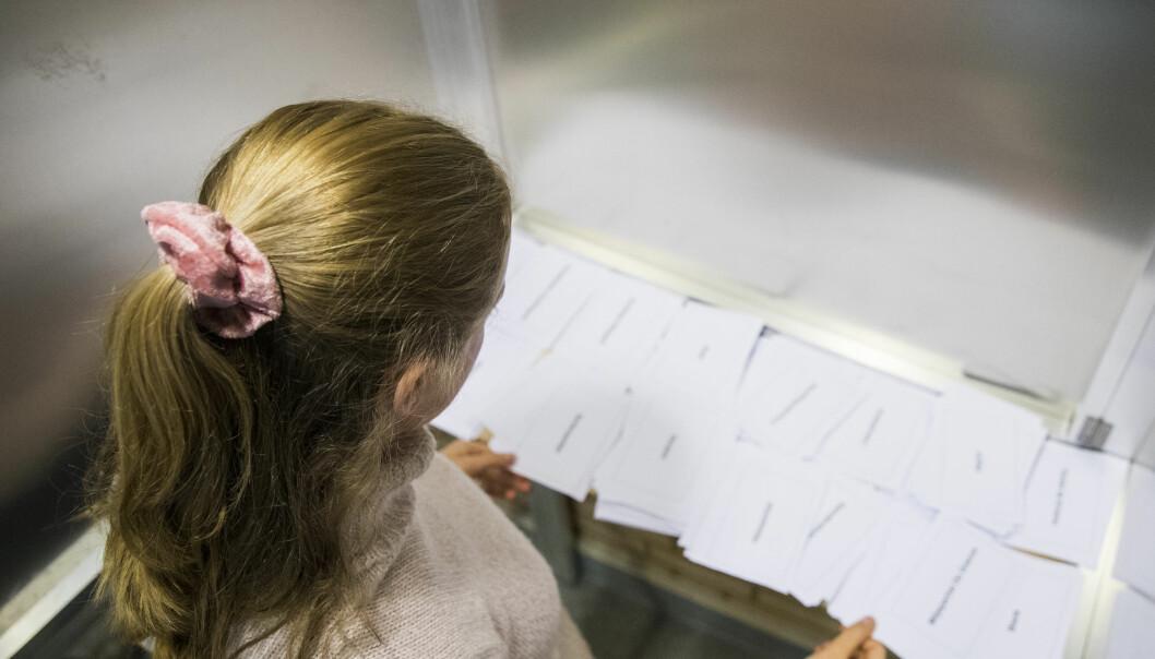 Skolevalget er snart i gang. Skolevalgene er en viktig arena for ungdomspolitikerne, og nesten alle skolene arrangerer valgdebatter.