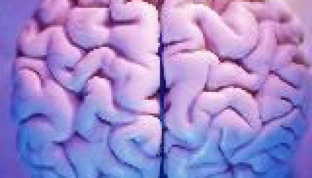 Deprimerte har annerledes hjerne