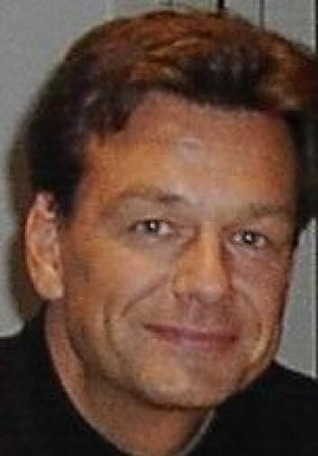 Helge Weman (Foto: NTNU)