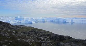 Dette sier de nyeste klimamodellene om issmelting på Grønland og Antarktis